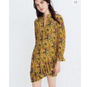 Madewell x Karen Walker Floral Loretta Dress